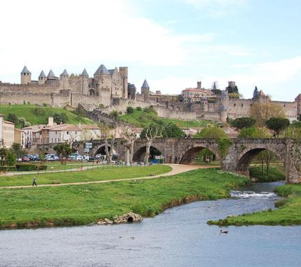 歴史的城塞都市カルカソンヌの画像 p1_25
